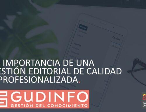 Participación de Gudinfo en la edición de CRECS21